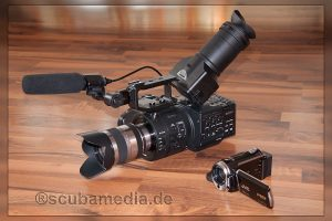 Consumer oder Pro Kamera