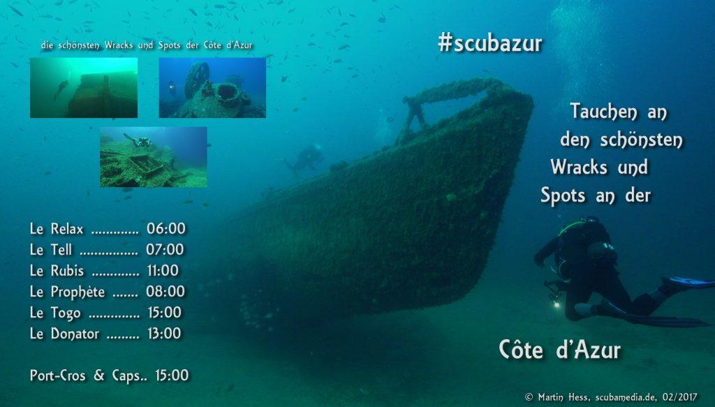 #scubazur